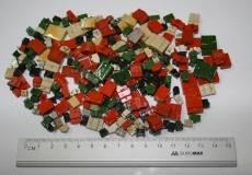 7. Конденсаторы К10-17, 23, 43, 47 до 0.1 мкФ, 50 в пластмассовом корпусе (вес)