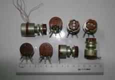12. Резисторы СП5-17, СП5-16