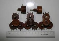 20. Резисторы ПП3-(40,41,43)